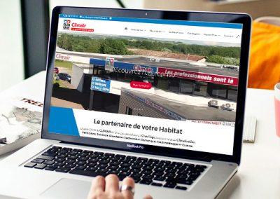 E-magencia - portfolio - site -Climair Pons