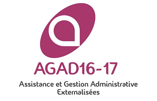 E-magencia - portfolio - Flyer Céline Fagot Assistante administrative AGAD 16-17