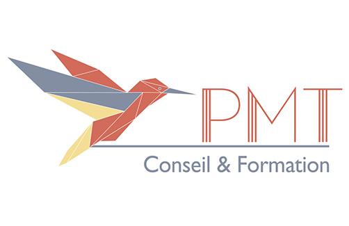 PMT Conseil - Création de logo par E-magencia graphiste