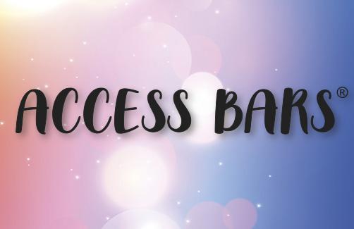 Elodie Cohen -Access Bars -flyer -E-magencia graphiste