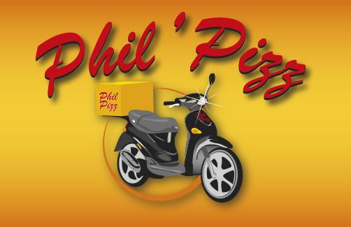 E-magencia - portfolio - Pizzeria Phil Pizz